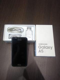 Samsung Galaxy A5 2016 - Bom Estado - Completo.