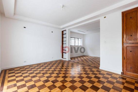 Sobrado 3 Quartos 222 M² Úteis R$ 4.600, Vila Clementino Sp - So0412
