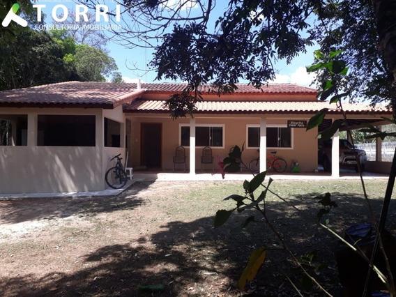 Chácara A Venda No Bairro Pombal, Pila Do Sul, Sp. - Ch00148 - 34712599