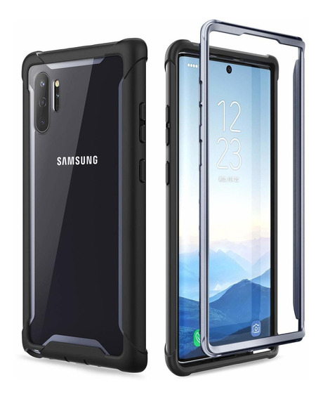 Funda Samsung Galaxy Note 10 Plus 5g No Mica I-blason Ares