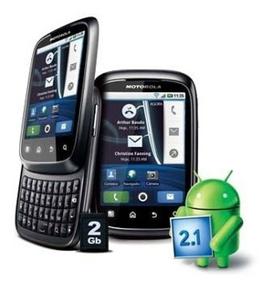 Motorola Spice Xt300 Wifi, Android, Gps, 3.2m