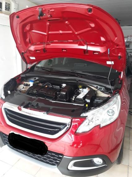 Peugeot 2008 Ano 2018 Completo Com 18000 Km Abaixo Da Fipe