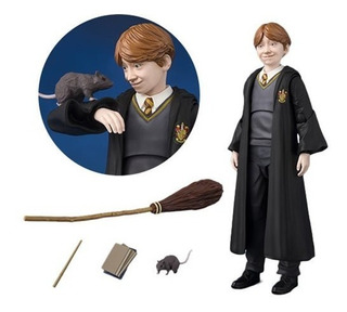 Muñeco Harry Potter - Ron Weasly - Sh Figuarts -en Stock