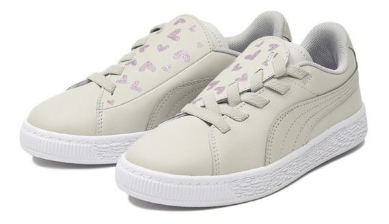 Zapatillas Puma Basket Crush Glitter