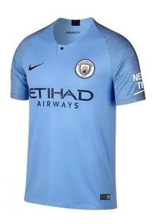 Camisa Nike Masculina Manchester City 2018/19 894431