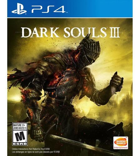 Dark Souls 3 - Ps4 Fisico Original