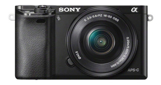Camara Fotografica Digital Sony A6000 Lente 16-50mm Wifi