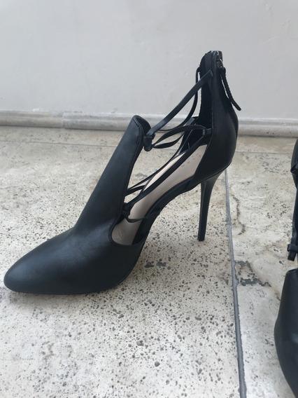 Sandalias Zara - Talle 39 Y 40 - Nuevo