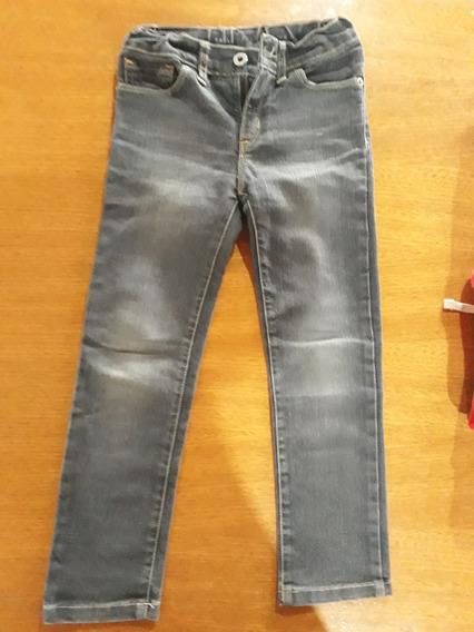 Pantalon Jeans Paula Cahen Niños Talle 6
