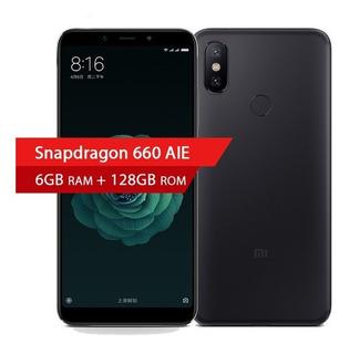 Teléfono Inteligente Xiaomi A2 6+128gb Versión Global, Negro