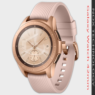 Samsung Galaxy Watch 1.2 Original Rosa Nox Technology Oferta