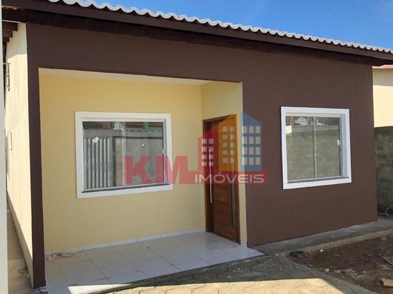 Vende-se Casa Pelo Mcmv No Loteamento Parque Verde - Ca2305