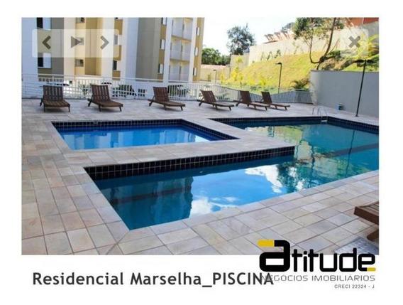 Apartamento Para Locação 2 Domitórios Residencial Marselha - 3765