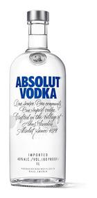 Absolut Vodka Original Sueca - 1l