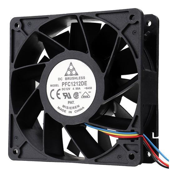 12 V 5000 Rpm Reposição Ventilador De Refrigeração 4 Pinos C