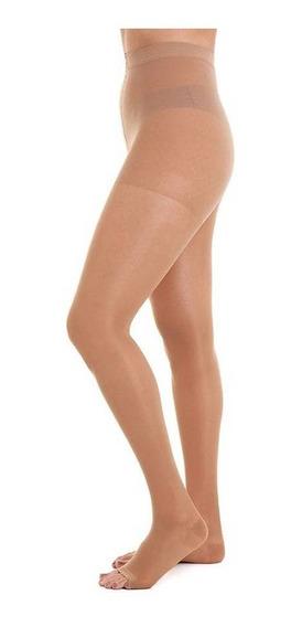 Meia Calça Medi 15-20 Mmhg Sheer Soft Natural 3 Fechada