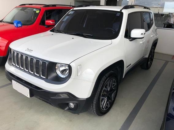 Jeep Renegade - 2018/2019 1.8 Longitude Flex Automático
