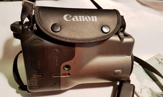 Câmera Canon Photura Caption 135 Não Sei Se Funciona