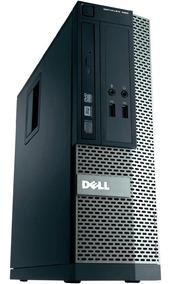 Pc Desktop Dell Optiplex 390 Core I3 4gb Ram
