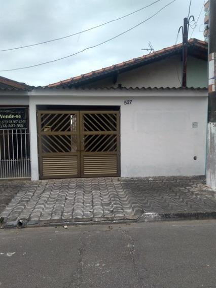 Casa 2 Dormitórios, 80 M², R$ 220 Mil, Aviação, Praia Grande/sp - Ca0366