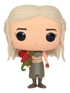 Funko Pop - Game Of Thrones - Daenerys Targaryen.