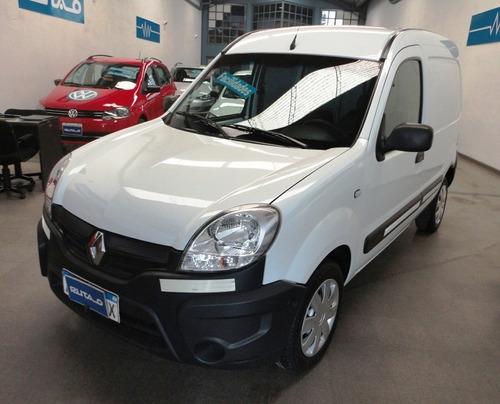 Renault Kangoo Express 1.6 Furgon 2016 Gnc Nueva!!