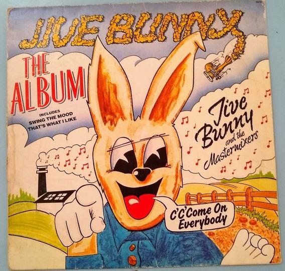 Lp Jive Bunny & Mastermixers The Álbum 1989