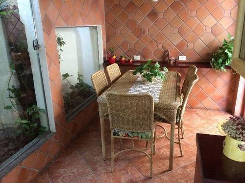 Casa De Fazenda No Coração Do Tatuapé. - 10597