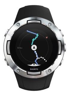 Reloj Suunto 5 Black Steel Deportivo Sumergible 50m Gps