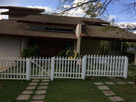 Casa Com 5 Dormitórios À Venda, 400 M² Por R$ 2.000.000,00 - Centro - Joanópolis/sp - Ca0044