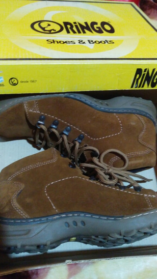 Zapatos Borsegos Ringo 44 Nuevos En Caja $3500