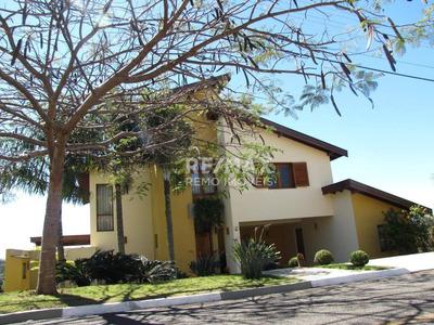 Casa Residencial À Venda, Condomínio Residencial Querência, Valinhos - Ca6235. - Ca6235