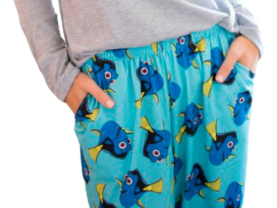 Pantalón Pijama Mujer Varios Personajes Varios Modelos
