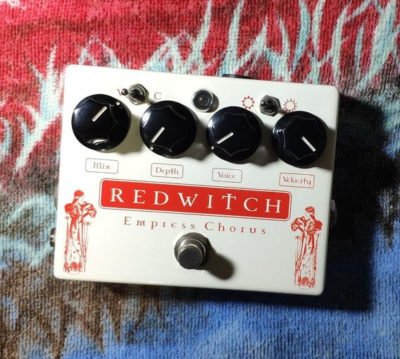 Red Witch Empress Chorus - Willaudio