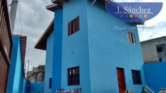Casa / Sobrado Para Venda Em Itaquaquecetuba, Vila Virgínia, 3 Dormitórios, 1 Suíte, 2 Banheiros, 4 Vagas - 345