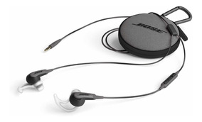 Fone Bose Soundsport In-ear Preto - iPhone