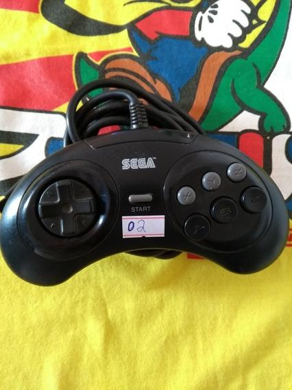 Controle Original Mega Drive