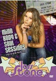 Joss Stone Mind, Body & Soul Sessions Live In Nyc - Dvd Jazz