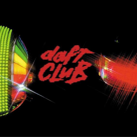 Lp Vinil Daft Punk Lp Duplo Daft Club Lacrado Importado
