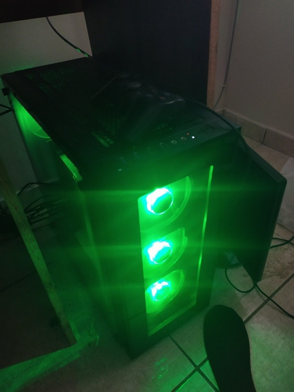Pc Gamer Ryzen 3 2200g + Gtx 1050ti + 1tb Hd + 8gb De Ram