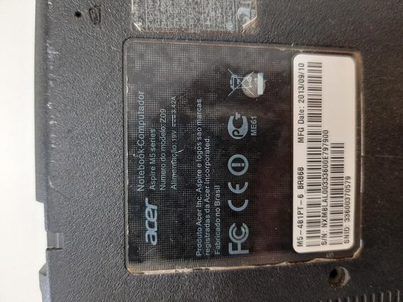 Touch Screen Original Acer Aspire Aspire M5-481pt