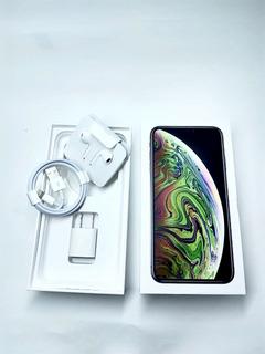 Apple iPhone Xs Max 256gb - Semi Novo De Vitrine Preto C/ Nf