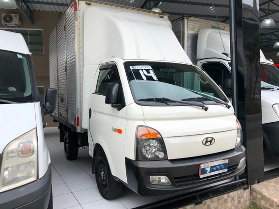 Hyundai Hr 2.5 2014 Baú