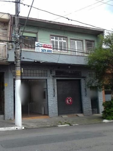 Sobrado Com 2 Dormitórios À Venda, 400 M² Por R$ 700.000,00 - Vila Formosa - São Paulo/sp - So6381