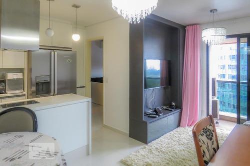 Apartamento À Venda - Itaim Bibi, 1 Quarto,  40 - S892929013
