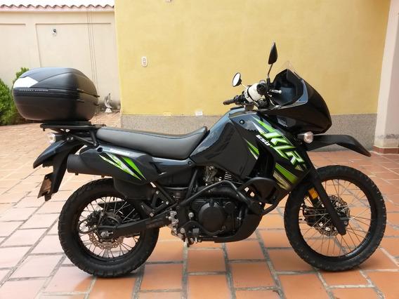 Moto Klr 650 Enduro Año 2014 Original