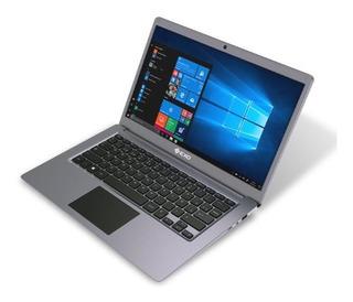 Nueva Notebook Exo Smart E24 4gb Hd 500gb Windows 10 Hdmi Bt + Luz Led