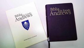 Bíblia De Estudo Andrews (luxo)