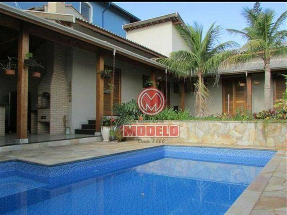 Casa Com 3 Dormitórios À Venda, 172 M² Por R$ 650.000 - Parque Santa Cecília - Piracicaba/sp - Ca1264