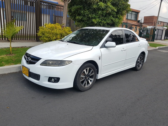 Mazda 6 At 2300cc F.e Aa Abs Con Techo